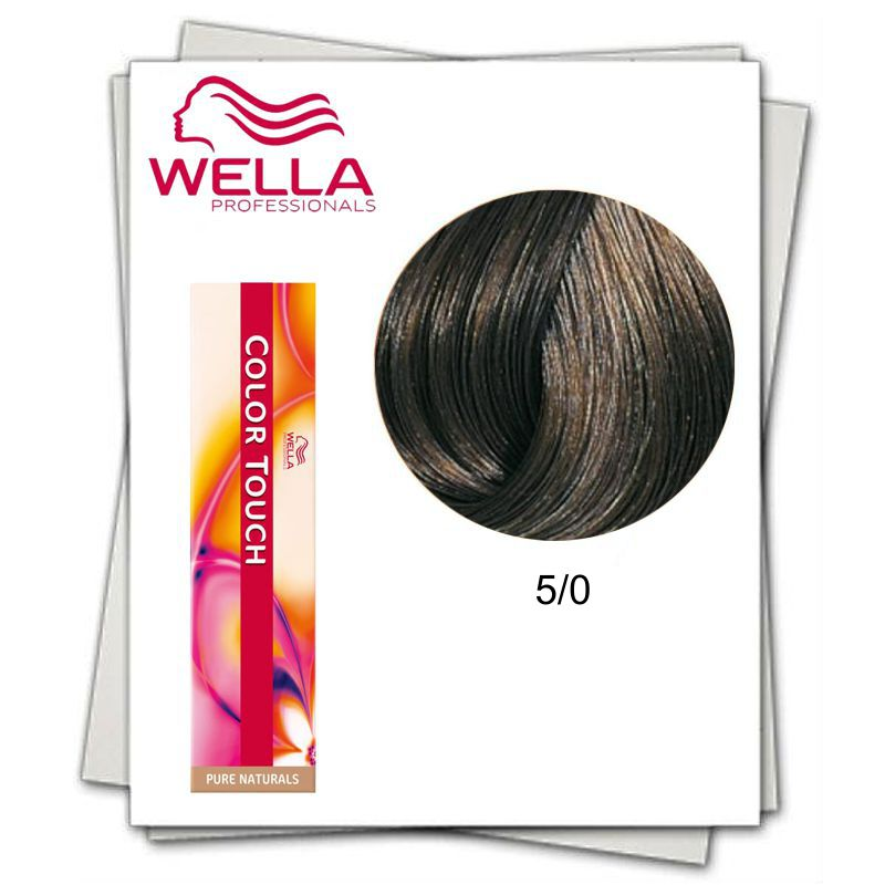 Vopsea fara Amoniac - Wella Professionals Color Touch